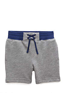 Baby Boys Knit Shorts