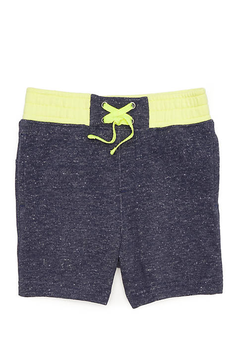 Nursery Rhyme® Knit Shorts Newborn Boy