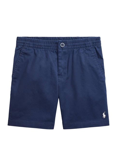 Toddler Boys Polo Prepster Shorts