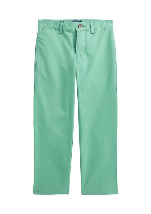 Ralph Lauren Childrenswear Toddler Boys Slim Fit Stretch
