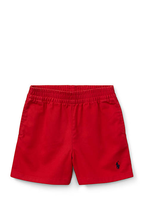 Ralph Lauren Childrenswear Boys Infant Cotton Pull-On Chino