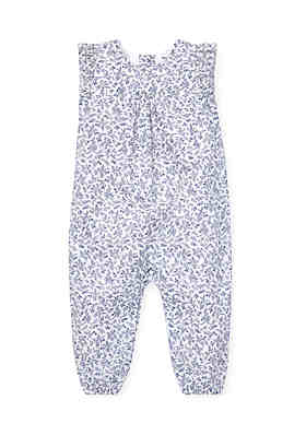 Ralph Lauren Childrenswear Baby Girls Floral Cotton Romper ... d496f0cc3e3