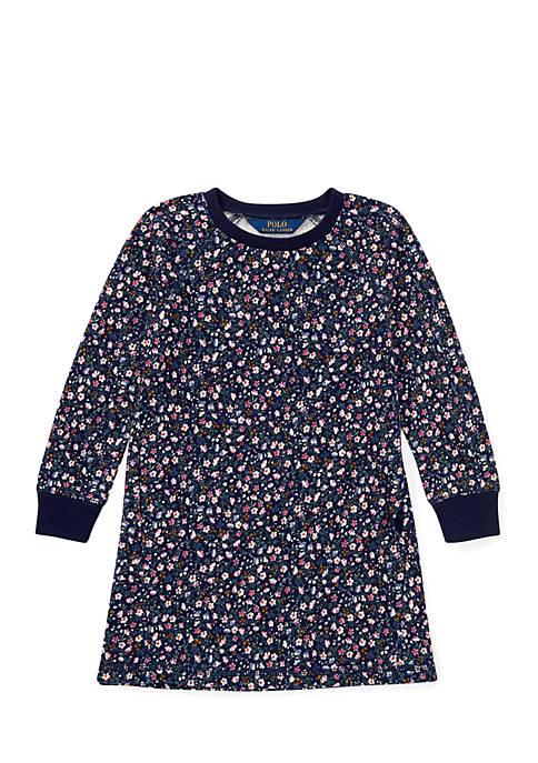 Ralph Lauren Childrenswear Toddler Girls Atlantic Multi Floral