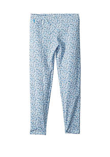 Ralph Lauren Childrenswear Toddler Girls Floral Jersey Legging
