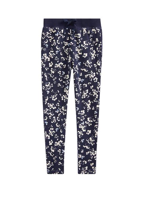 Ralph Lauren Childrenswear Toddler Girls Floral Cotton French