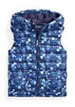 Toddler Girl Water-Resistant Floral Vest