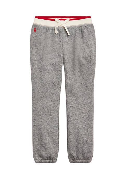 Toddler Girls Cotton-Blend-Terry Jogger Pants