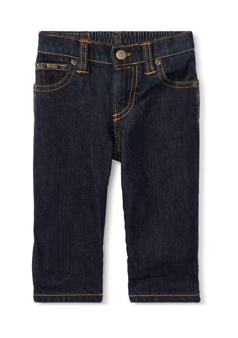 Hampton Straight Stretch Jeans