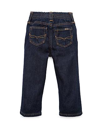 6f7860bf05469 Ralph Lauren Childrenswear. Ralph Lauren Childrenswear Hampton Straight  Stretch Jeans Baby Boy