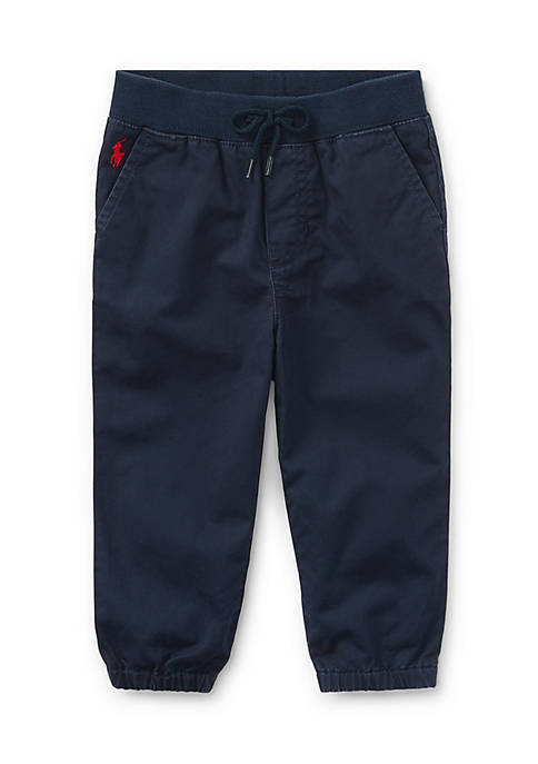 Ralph Lauren Childrenswear Cotton Jogger Pants