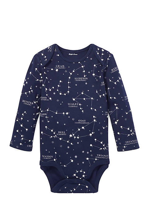 Ralph Lauren Childrenswear Boys Infant Constellation Cotton