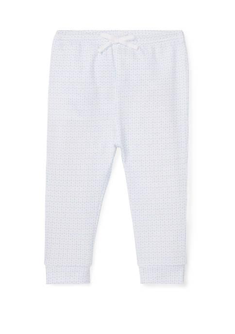 Ralph Lauren Childrenswear Baby Boys Striped Cotton Interlock