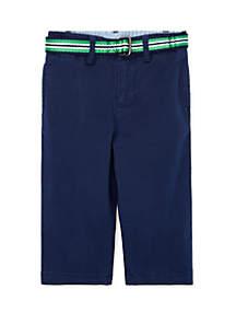 e19085da8 Ralph Lauren Childrenswear Baby Girls Seersucker Dress and Bloomer Set · Ralph  Lauren Childrenswear Baby Boys Belted Stretch Cotton Chinos
