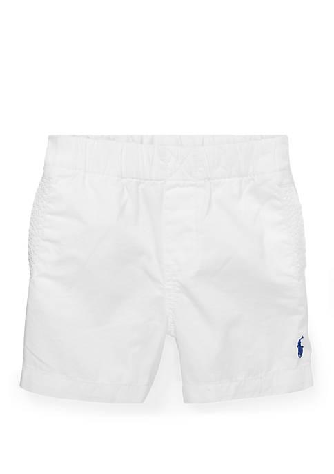 Ralph Lauren Childrenswear Baby Boys Cotton Chino Pull