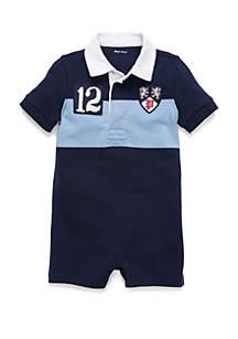 a6d0a545 ... Ralph Lauren Childrenswear Baby Boys Jersey Rubgy Shortall