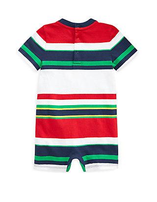 a7687bbc1 Ralph Lauren Childrenswear. Ralph Lauren Childrenswear Baby Boys Striped  Cotton Jersey Shortall