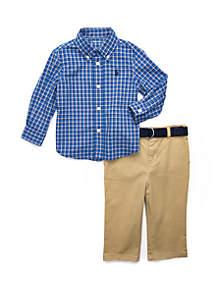 746704a023 Ralph Lauren Baby Clothes | belk