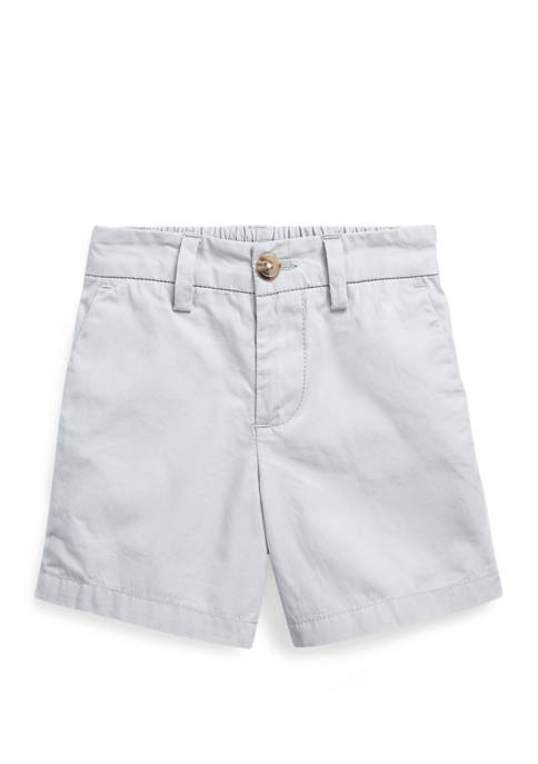 Baby Boys Slim Fit Cotton Shorts