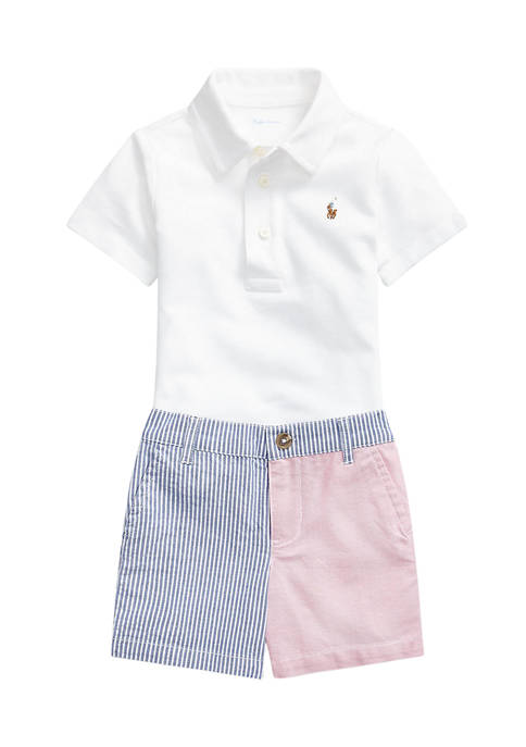 Ralph Lauren Childrenswear Baby Boys Polo Shirt &