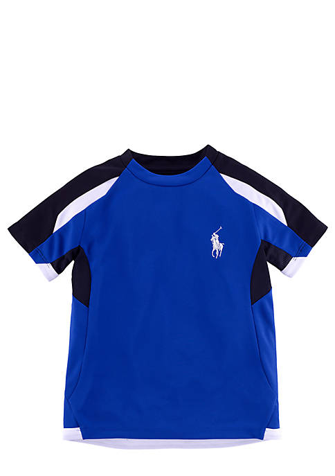 Soft-Touch Active Tee Toddler Boys