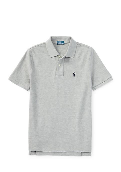 Ralph Lauren Childrenswear Cotton Mesh Polo Shirt