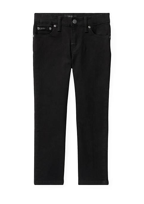 Toddler Boys Hampton Straight Stretch Jeans