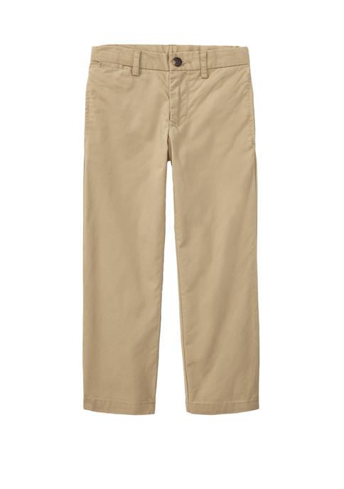 Ralph Lauren Childrenswear Slim Fit Cotton Chino Pants