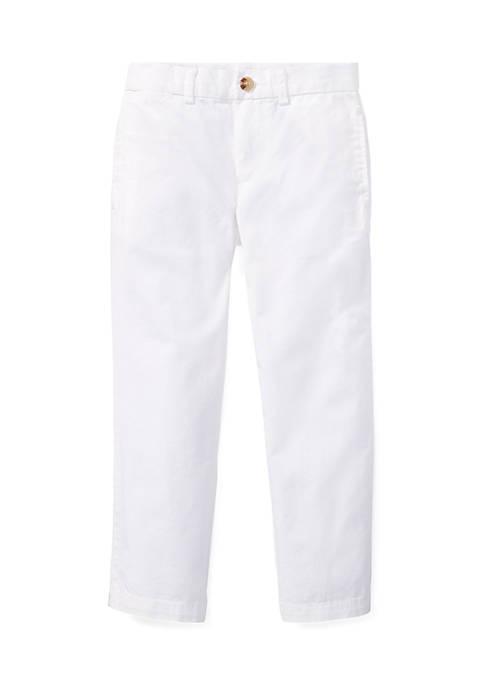 Toddler Boys Slim Fit Cotton Chino Pants