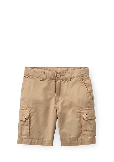 Ralph Lauren Childrenswear Cotton Chino Cargo Short