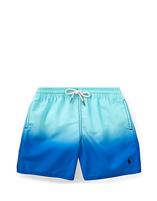 99b5768ae9955 Ralph Lauren Childrenswear. Ralph Lauren Childrenswear Captiva Ombré Swim  Trunk Toddler Boys