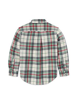 9be681132 Ralph Lauren Childrenswear. Ralph Lauren Childrenswear Toddler Boys Plaid  Cotton Twill Shirt