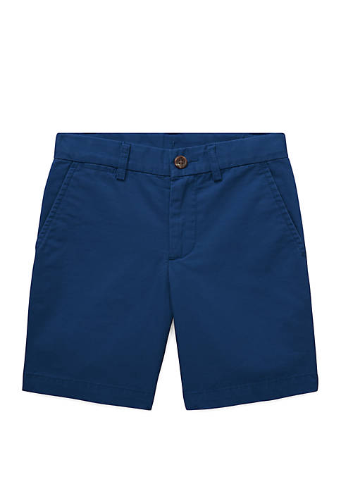 Ralph Lauren Childrenswear Toddler Boys Cotton Chino Shorts