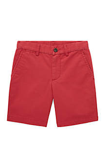 Ralph Lauren Childrenswear Toddler Boys Cotton Chino Shorts