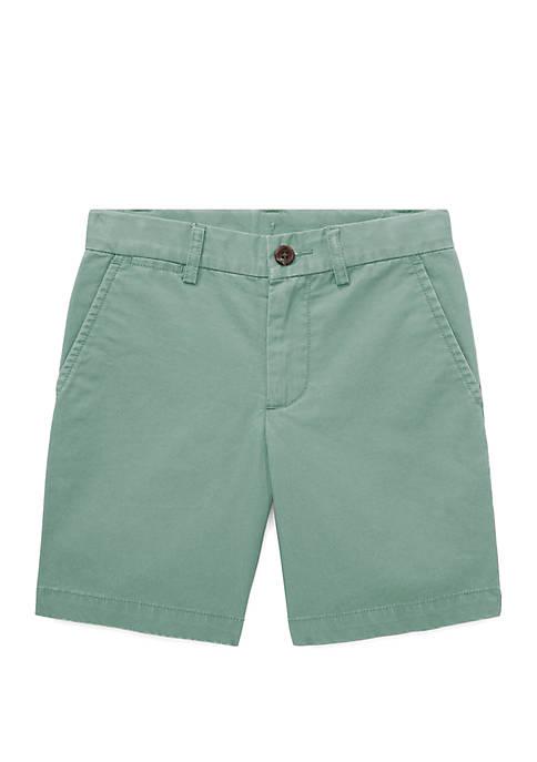 Toddler Boys Cotton Chino Shorts