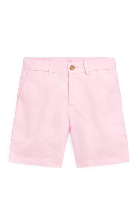Toddler Girls Cotton Chino Short
