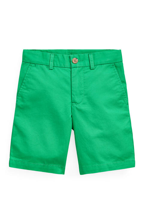 Ralph Lauren Childrenswear Toddler Boys Cotton Chino Short