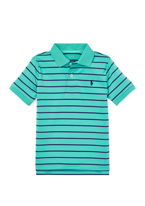 Ralph Lauren Childrenswear Toddler Boys Performance Lisle Polo