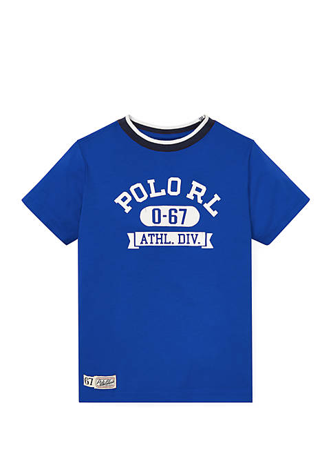 Toddler Boys Cotton Jersey Graphic Tee