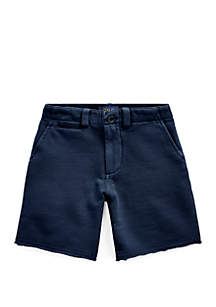 Ralph Lauren Childrenswear Toddler Boys Cotton French Terry Shorts