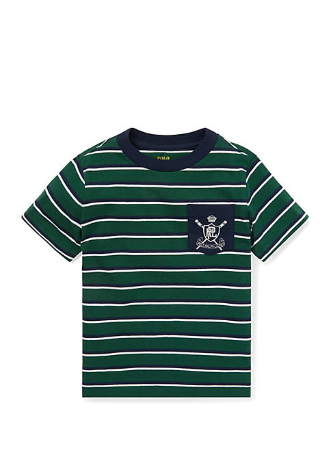 Toddler Boys Cotton Jersey Graphic T Shirt