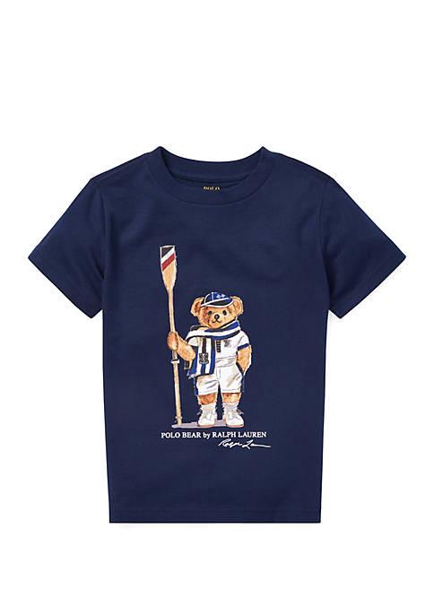 Toddler Boys Regatta Bear Cotton Tee