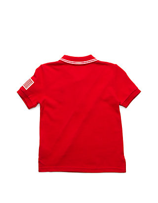 Polo Toddler Shirt Pony Big Mesh Boys 0nwmN8