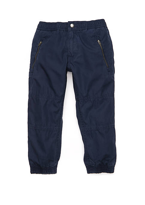 Ralph Lauren Childrenswear Toddler Boys Cotton Poplin Jogger