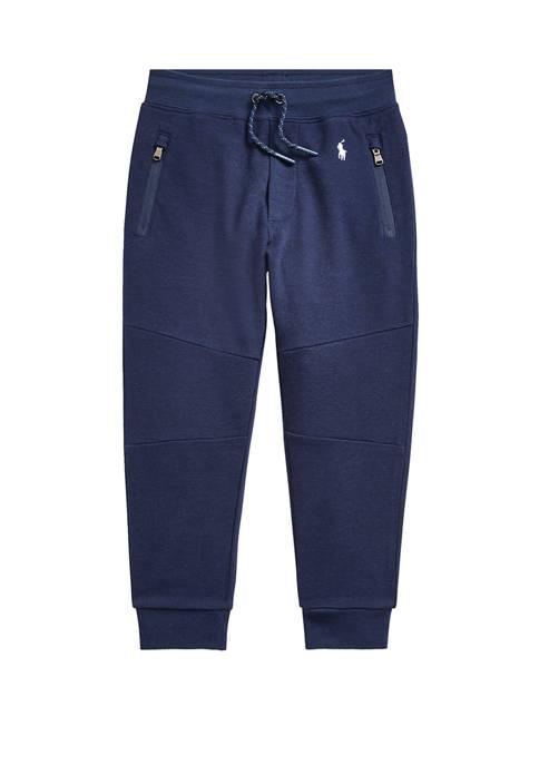 Ralph Lauren Childrenswear Toddler Boys Piqué Jogger Pants