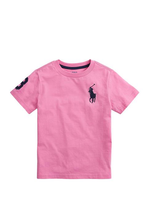 Toddler Boys Big Pony Cotton Jersey T-Shirt