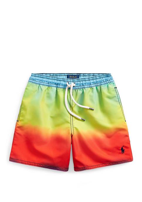 Ralph Lauren Childrenswear Toddler Boys Captiva Rainbow Swim