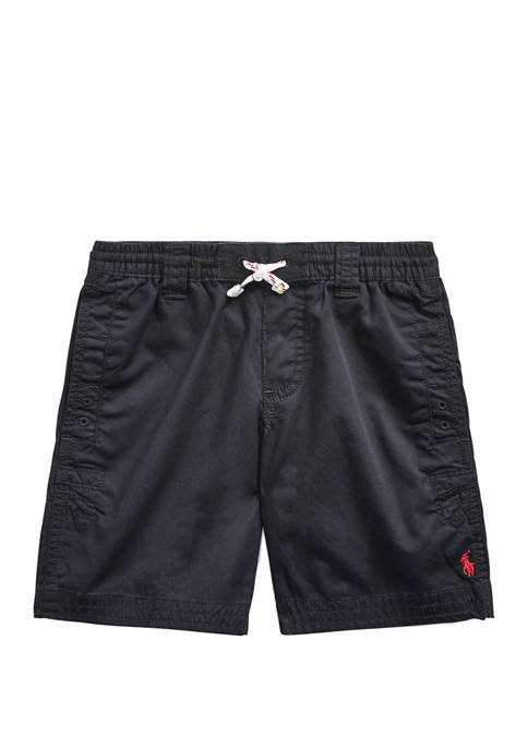 Ralph Lauren Childrenswear Toddler Boys Cotton Twill Short
