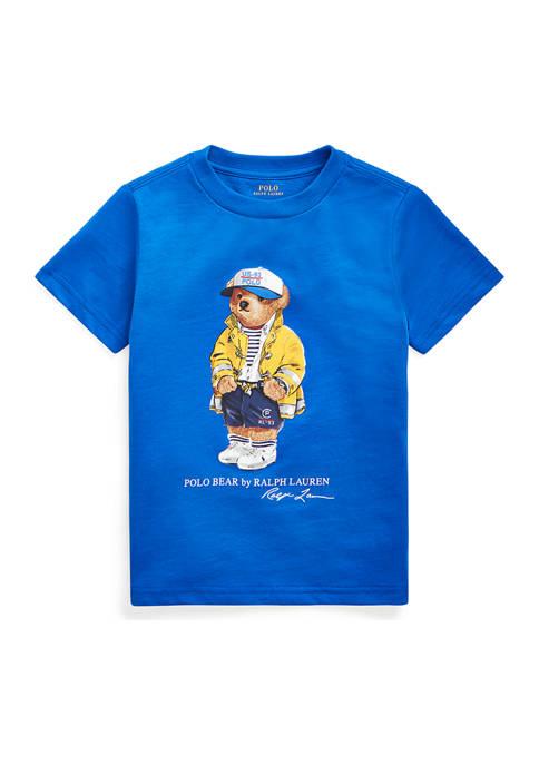 Ralph Lauren Childrenswear Toddler Boys Fanny Pack Bear
