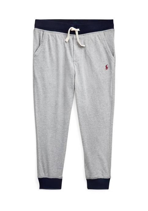Ralph Lauren Childrenswear Toddler Boys Cotton Jersey Jogger