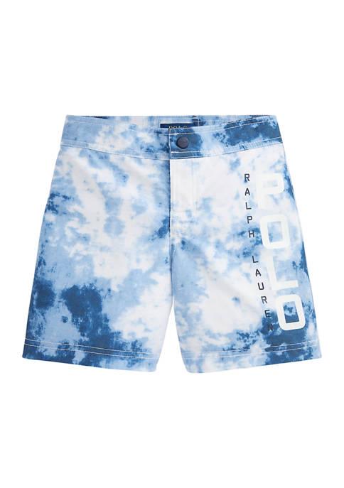 Ralph Lauren Childrenswear Toddler Boys Sanibel Swim Trunks
